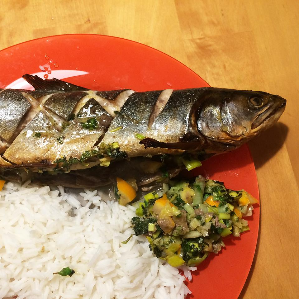 что рыба голец рецепты приготовления с фото понятно